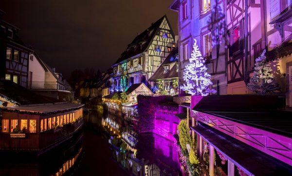 marché noel Colmar Alsace